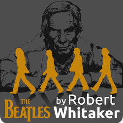 Unseen Beatles photocollection by Robert Whitaker
